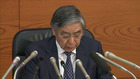Bank of Japan verlaagt inflatie-ambities