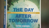 "Tech-goeroe Hinssen waarschuwt voor ""The Day After Tomorrow"""