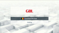 Buy & Sell: GBL 13/09/17