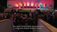 Belgian Building Awards 24/02/18