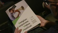 Belgian Corporate Video Festival 2018 - 02/06/18