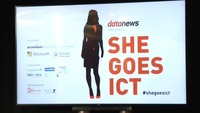She goes ICT 2019  -  02/03/19